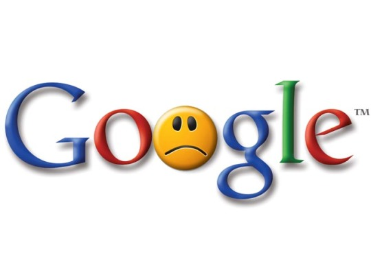 Google-triste