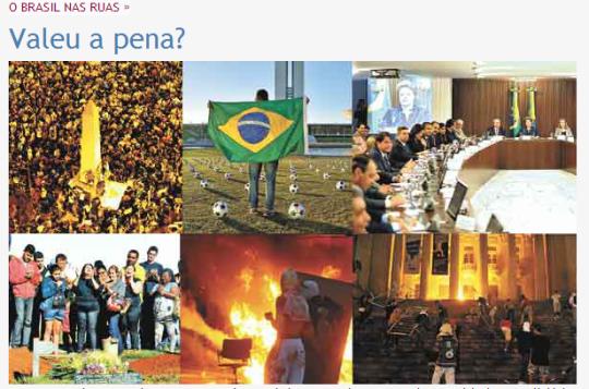 Brasil nas ruas