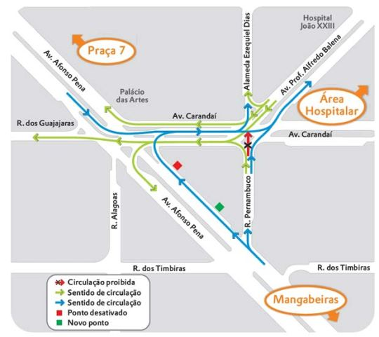 BRT Carandaí