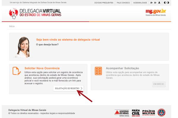 delegacia virtual