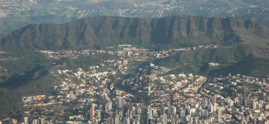 Serra do Curral 4