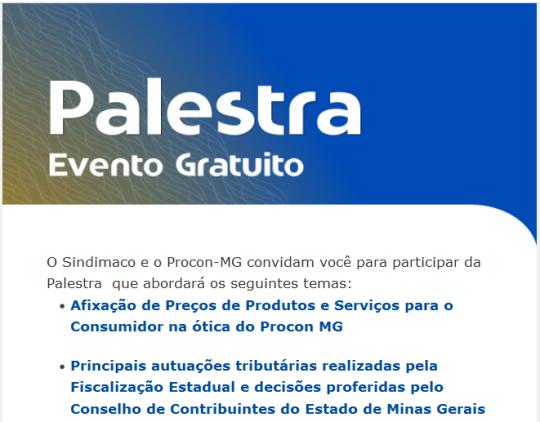 Procon Palestra
