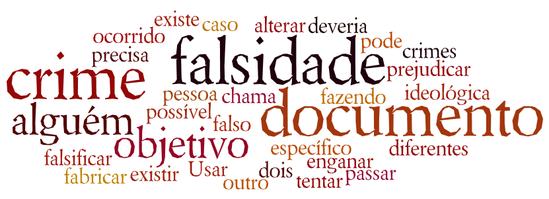 Dias Intensos Falsidade: DIREITO PENAL/SUCESSÓRIO