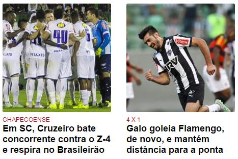 Galo e Cruzeiro