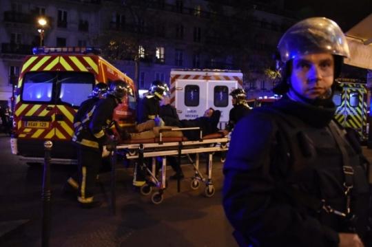 Terror em Paris