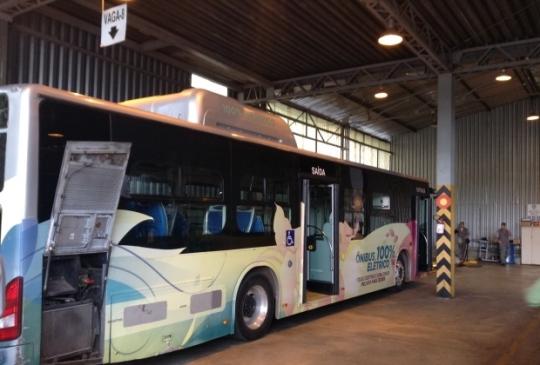 Ônibus Elétrico