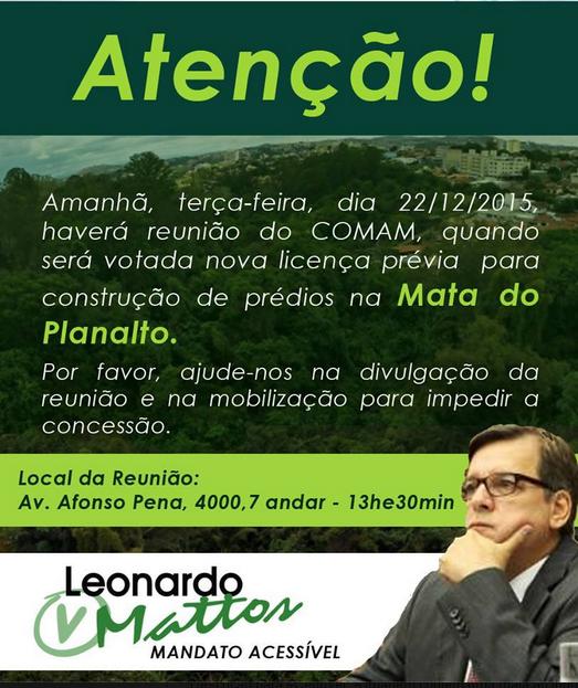 Mata do Planalto